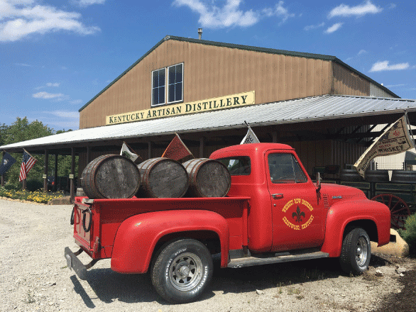 photo of Kentucky Artisan Distillery