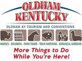 logo for Oldham county tourism